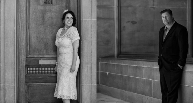 Tara + Peter | San Francisco City Hall Wedding