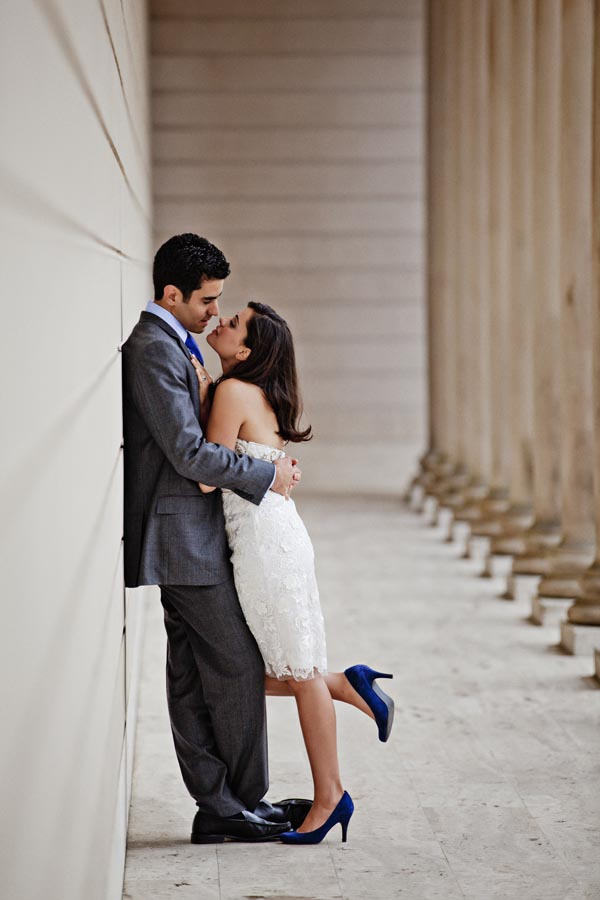 legion of honor wedding