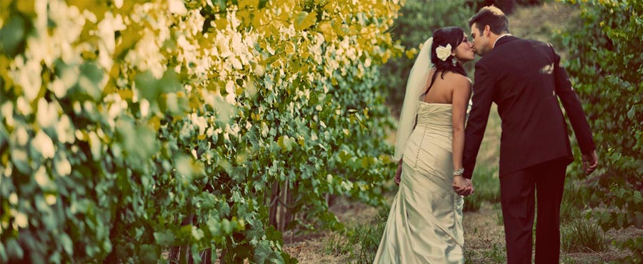 byington winery wedding