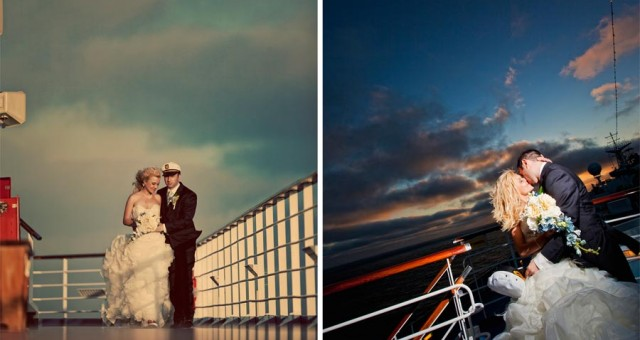 Destination Wedding: Cruise to Mexico | Diana + Eugene