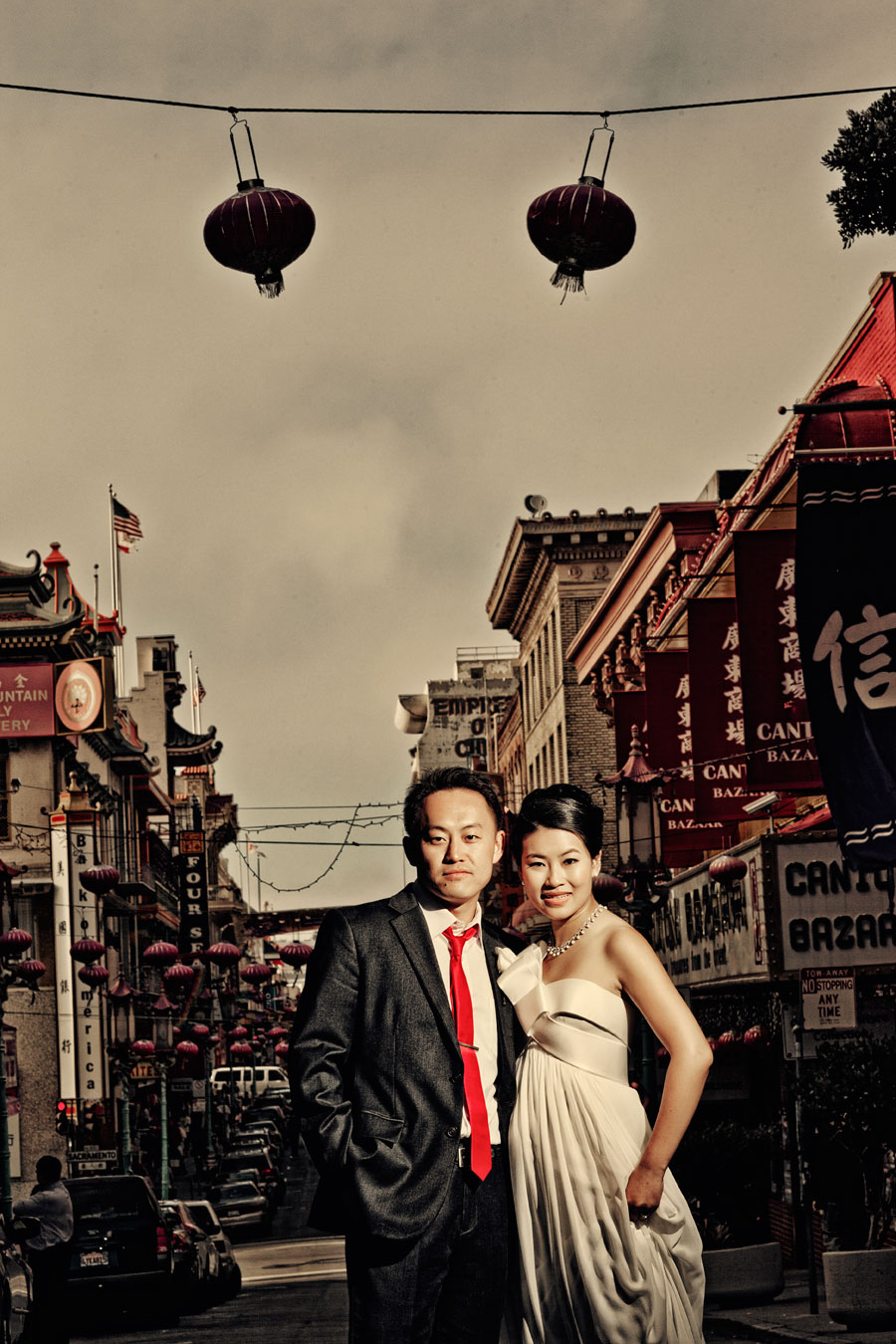 sf chinatown wedding photography