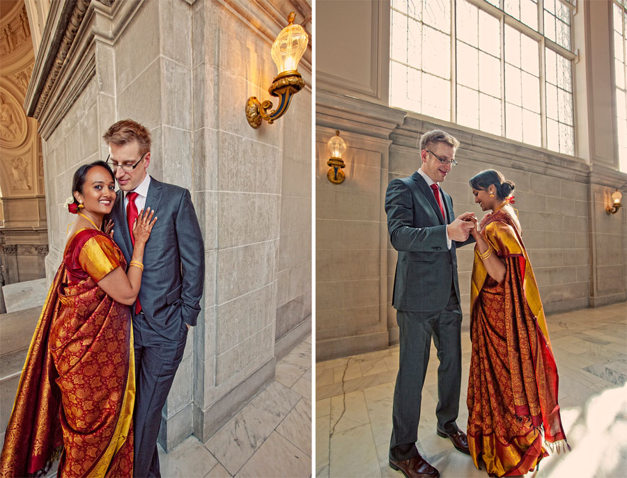 san francisco city hall indian wedding