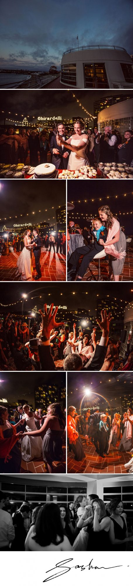 san francisco maritime museum wedding