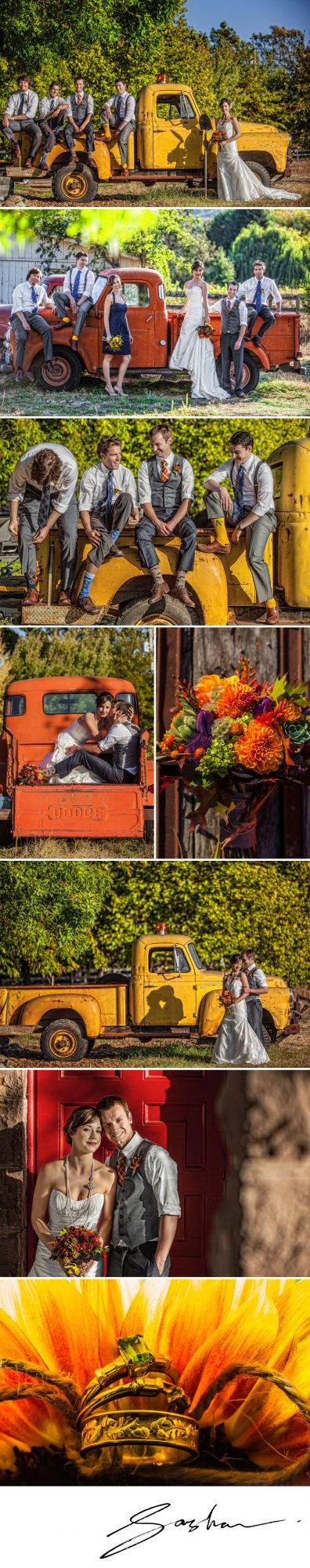 kenwood depot sonoma wedding
