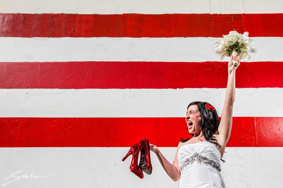 Sasha_Photography_bride-american-flag-background