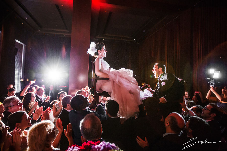 clift hotel jewish wedding