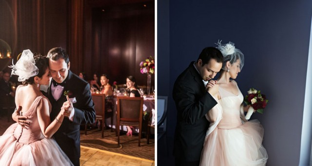 Clift Hotel Wedding | Stella + Ilya