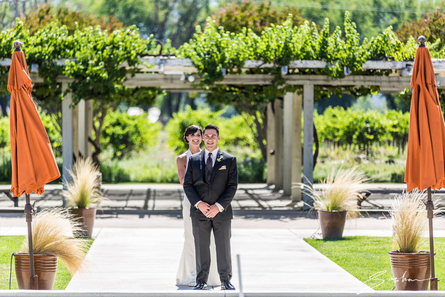 campovida wedding first look