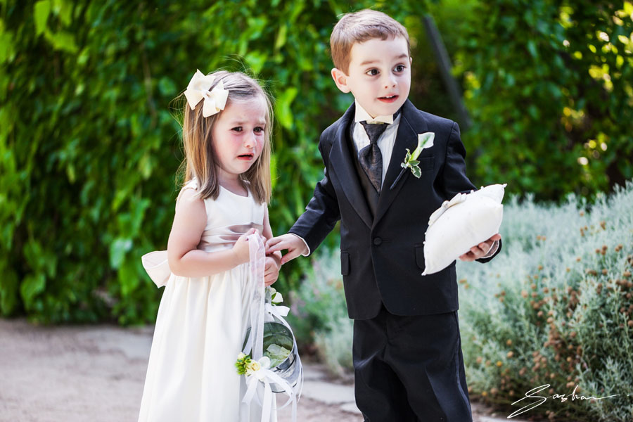 campovida wedding flower girl ringbearer