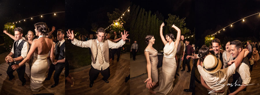 campovida wedding dancers