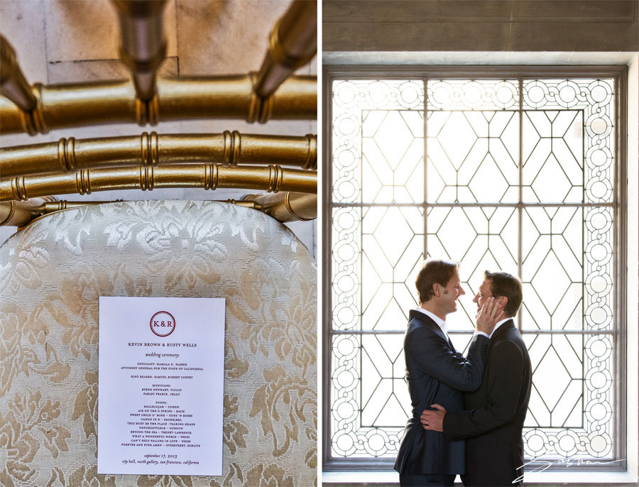 san francisco city hall same sex wedding