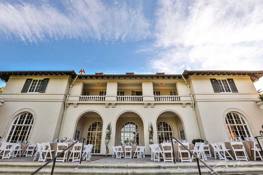 villa montalvo wedding