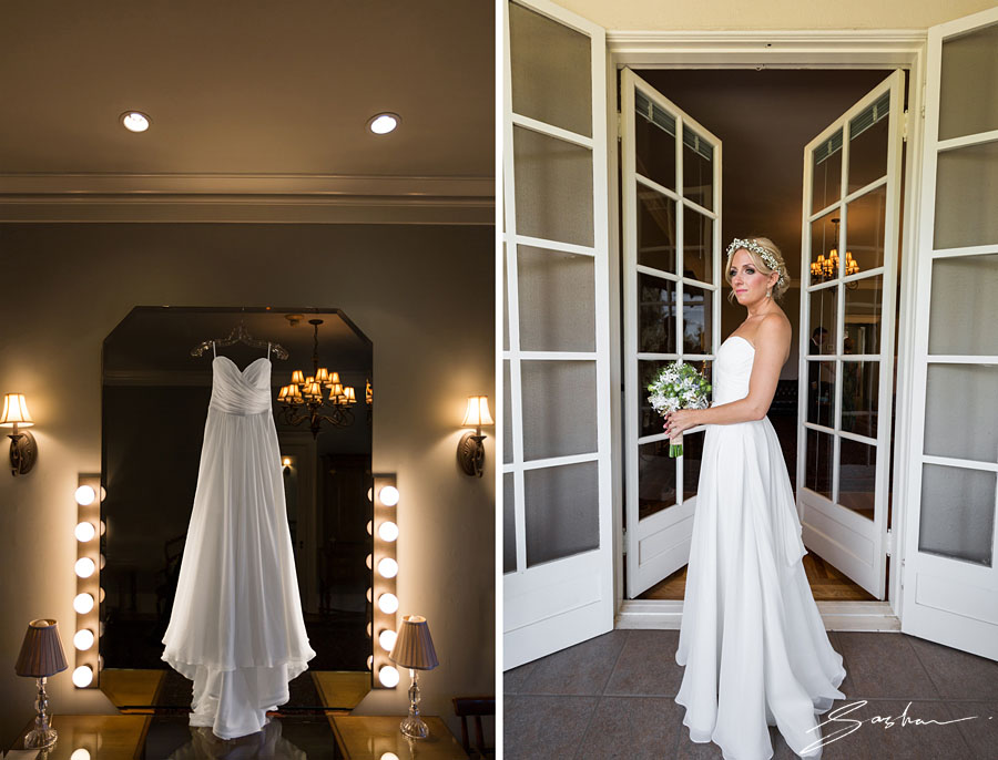 villa montalvo bridal preparation