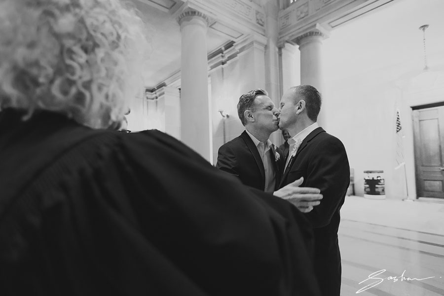 same sex wedding san francisco city hall