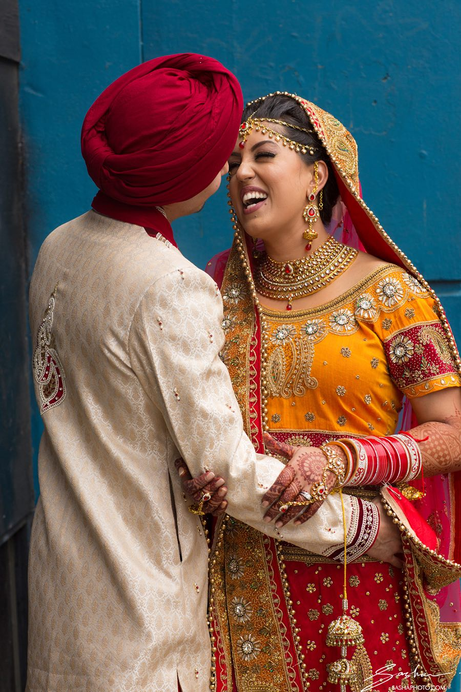 indian wedding bride groom