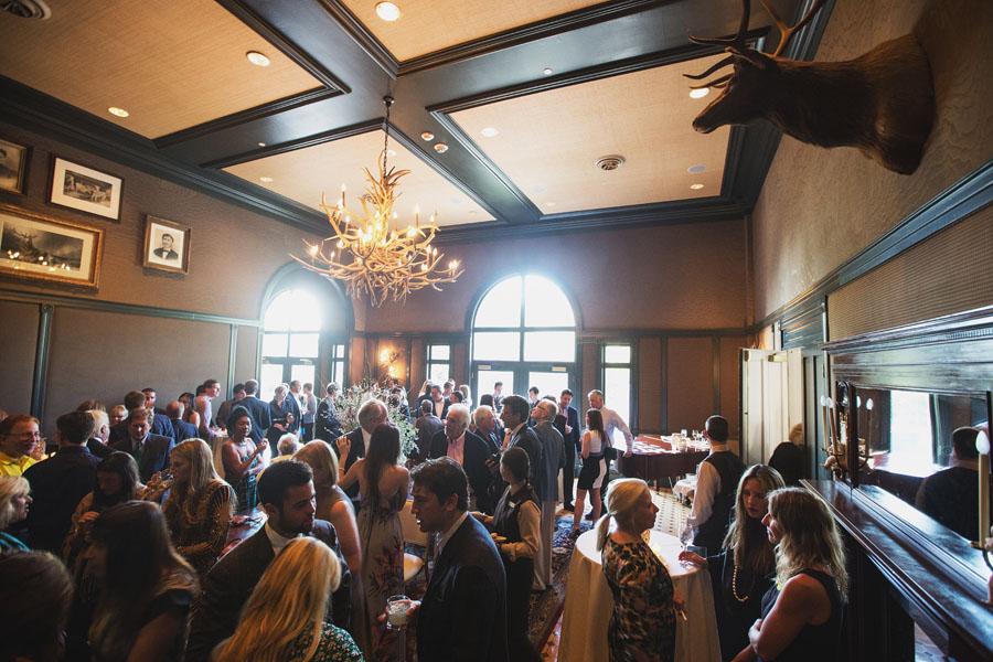 hotel jerome j-bar wedding