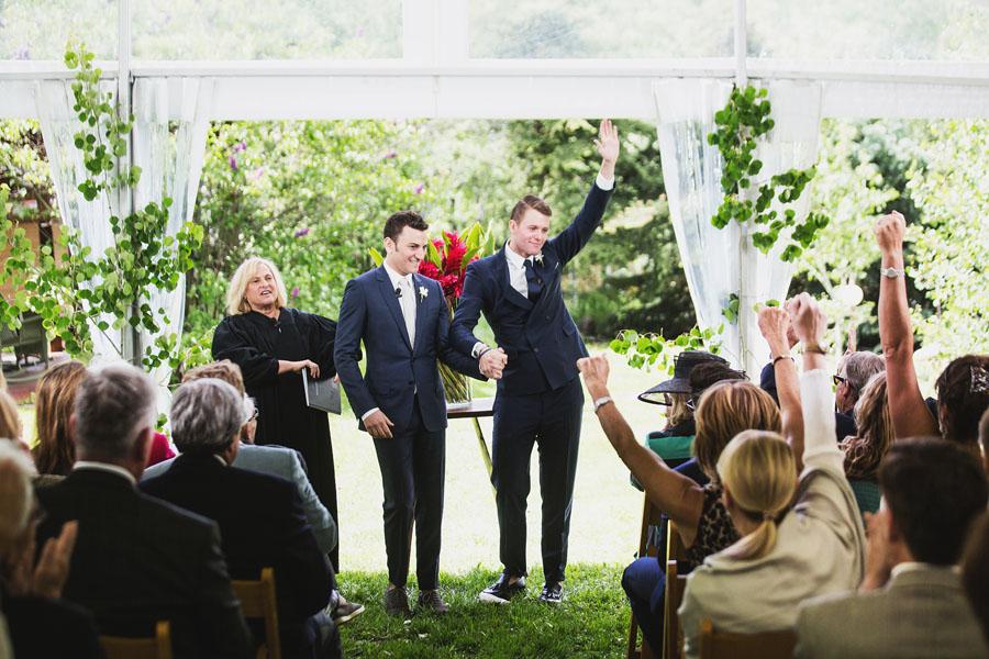 aspen same sex wedding ceremony