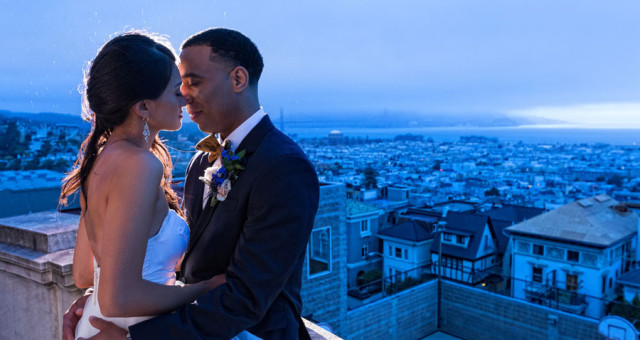 Flood Mansion Wedding San Francisco | Tami + Alvin