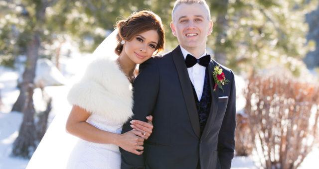 Ritz Carlton Lake Tahoe Wedding | Michelle + Dan