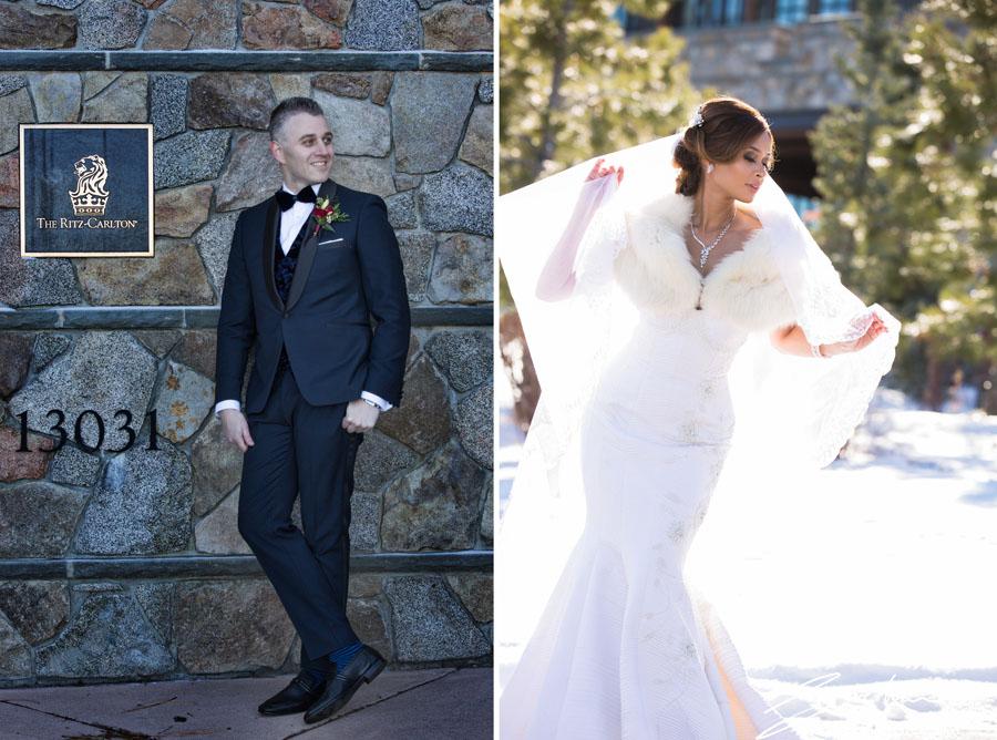 ritz carlton lake tahoe wedding