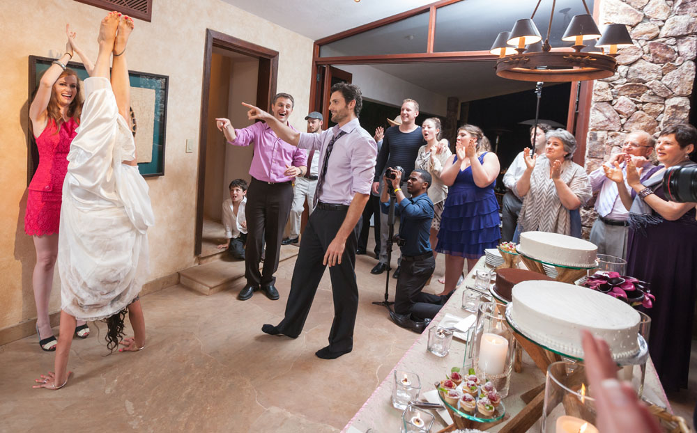 sasha yevelev wedding