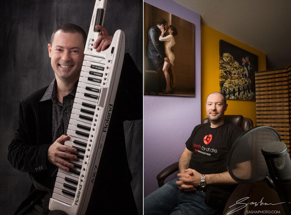 dmitry greenberg wedding musician